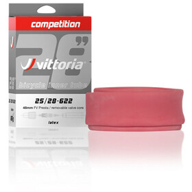 "Vittoria Competition Buis 28"" 25/28-622 Latex, red"
